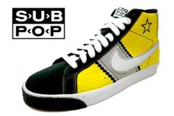 sub pop shoe